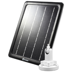 SWANN SOLAR PANEL + OUTDOOR CAMERA MOUNT FOR SWIFI-CAM WIREFREE CAMERA