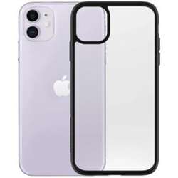 CLEARCASE WITH BLACKFRAME FOR IPHONE 6.1 2019