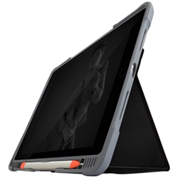 STM DUX PLUS DUO (IPAD 8TH/7TH GEN) AP - BLACK
