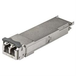 BROCADE 40G-QSFP-LR4 COMPATIBLE QSFP+ MODULE - 40GBASE-LR4 FIBER OPTICAL TRANSCEIVER (40G-QSFP-LR4-ST)