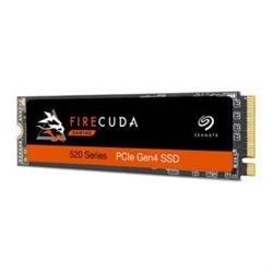 SEAGATE FIRECUDA 520 SSD- M.2- NVME 2TB- 5000R/4000W-MB/S- 3D TLC NAND- 5YR WTY