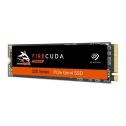 SEAGATE FIRECUDA 520 SSD- M.2- NVME 500GB- 5000R/2500W-MB/S- 3D TLC NAND- 5YR WTY