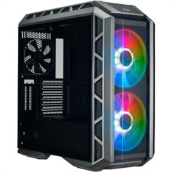 COOLER MASTER MASTERCASE H500P A.RGB- TEMPERED GLASS WINDOW- HIGH AIR FLOW- 2X 200MM ADDRE