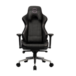 COOLER MASTER CALIBER X1 GAMING CHAIR- DESIGNED FOR ULTRA COMFORT AND STYLE- LARGE SIZE- A