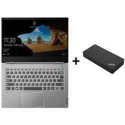 THINKBOOK 14S 14IN I7-10510U 8G 256G W10P 1YOS + USB-C DOCK GEN 2(40AS0090AU)