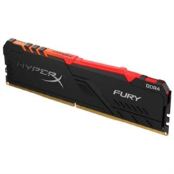 8GB DDR4 3600MHZ CL17 DIMM 1RX8 HYPERX FURY RGB