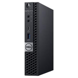 OPTIPLEX 7070 MICRO I5-9500T 16GB[1X16GB 2666-DDR4] 256GB[M.2-SSD] WL-AC + BT WIN10PRO64 3YR ONSITE WARRANTY [KEYBOARD + MOUSE INCLUDED]