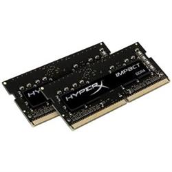 64GB DDR4 2666MHZ CL16 SODIMM KIT OF 2 HYPERX IMPACT