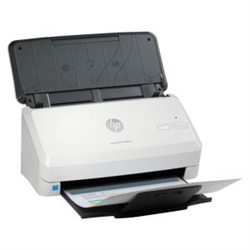 HP SCANJET PRO 2000 S2 SHEETFEED SCANNER- 35PPM- MAX 1200DPI- DUPLEX- 1YR