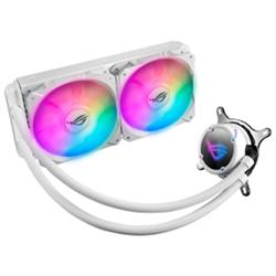 ROG STRIX LC 240 RGB AIO CPU COOLER WHITE EDITION