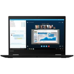 THINKPAD X13 YOGA 13.3IN FHD I5-10210U TOUCH 8GB RAM 512SSD WI-FI 6 WIN10 PRO 3YOS