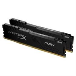 32GB 3600MHZ DDR4 CL18 DIMM KIT OF 2 HYPERX FURY BLACK