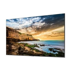 QE50T 50IN UHD 16/7 COMMERCIAL DISPLAY 300NITS 2X HDMI 1X USB RS232 RJ45 AUDIO IN/OUT BUILT IN SOC WITH TIZEN4.0 OS MAGICINFO LITE IP5X RATING VESA 200 X 200 LANDSCAPE ONLY