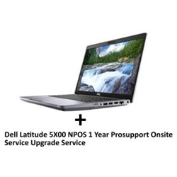 DELL LATITUDE 5410 I5-10210U 8GB[1X8GB DDR4-NON ECC] 256GB[M.2-SSD] + UPGRADE TO 3YR PROSUPPORT NBD ONSITE SERVICE (L5XX-3813) FOR AN EXTRA $99EX