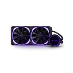 KRAKEN X63 RGB - 280MM AIO LIQUID COOLER WITH AER RGB AND RGB LED