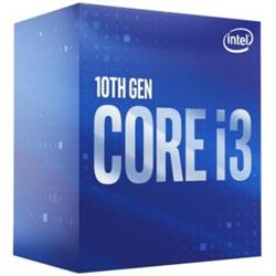 CORE I3-10100F 3.6GHZ 6MB LGA1200 4C/8T