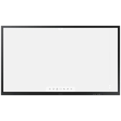 FLIP 2 WM85R 85IN UHD INTERACTIVE TOUCH PANEL 60HZ NEW EDGE 3 840 X 2 160 LANDSCAPE ONLY MULTI DRAW BUILT IN SPEAKER 10W X 2 HDMI IN 2 DP 1 OPS USB 2 HDMI OUT 1 SAMSUNG WORKSPACE PASSIVE PEN