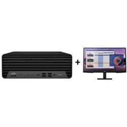 PD 600 G6 SFF I5-10500 8GB 512GB + PRODISPLAY P27H G4 27IN IPS MONITOR (16:9)