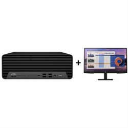 PD 600 G6 SFF I7-10700 16GB 512GB + PRODISPLAY P27H G4 27IN IPS MONITOR (16:9)