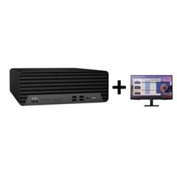 PD 400 G7 SFF I3-10100 8GB 256GB + PRODISPLAY P27H G4 27IN IPS MONITOR (16:9)