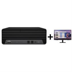 PD 400 G7 SFF I7-10700 8GB 256GB + PRODISPLAY P27H G4 27IN IPS MONITOR (16:9)