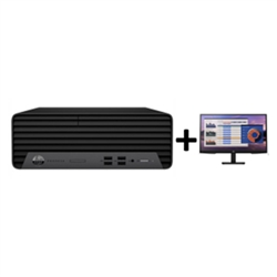 PD 400 G7 SFF I7-10700 8GB 512GB + PRODISPLAY P27H G4 27IN IPS MONITOR (16:9)