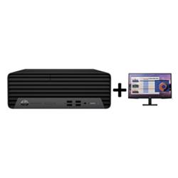 PD 400 G7 SFF I7-10700 16GB 256GB + PRODISPLAY P27H G4 27IN IPS MONITOR (16:9)