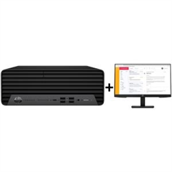 PD 600 G6 SFF I5-10500 8GB 256GB + PRODISPLAY P24H G4 23.8IN IPS MONITOR (16:9)