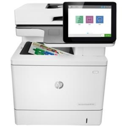 HP LASER ENT M578DN COLOUR MFP. PRINT- COPY- SCAN- FAX. A4- 38PPM- DUPLEX- NETWORK- 1YR