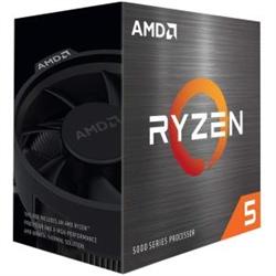 AMD (5600X) RYZEN 5- CORE(6) 3.7GHZ- THREADS(12)-AM4-65W- CACHE(32MB L3)-PCIE 4.0/DDR4-3YR