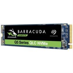 SEAGATE BARRACUDA Q5 SSD- M.2- NVME- 1TB- 2400R/1700W-MB/S- 3D QLC NAND- 3YR WTY