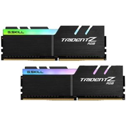 TRIDENT Z RGB 32G KIT 2X16G PC4-32000 DDR4 4000MHZ CL16-19-19-39 1.40V DIMM