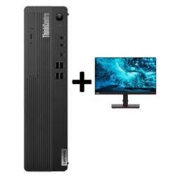 THINKCENTRE M80S-1 SFF I5-10500 8GB RAM 512GB SSD WIFI+BT DVDRW WIN10 PRO 3YROS + LENOVO T23I MONITOR(61F6MAR2AU)