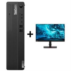 THINKCENTRE M70S-1 SFF I5-10400 16GB RAM 256GB SSD DVDRW WIN10 PRO 3YROS + LENOVO T23I MONITOR(61F6MAR2AU)