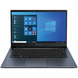 DYNABOOK PORTEGE X40-J INTEL CORE I5-1135G7 GENUINE MICROSOFT WINDOWS 10 PROFESSIONAL 64-BIT 14.0IN FHD WIDESCREEN W/PRIVACY SCREEN 1920 X 1080 8GB + 8GB DDR4 3200MHZ 256GB PCIE SSD WLAN INTEL 802.11A