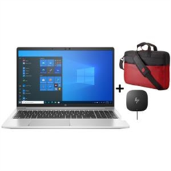 PB 650 G8 I7-1165G7 8GB 256GB 4G + HP USB-C DOCK G5 + HP BAG