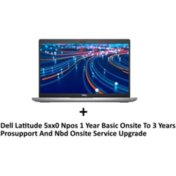 DELL LATITUDE 5420 I5-1145G7 VPRO 8GB[1X8GB DDR4-NON ECC] 256GB[M.2-SSD] + UPGRADE TO 3YR PROSUPPORT NBD ONSITE SERVICE (L5XX-3813) FOR AN EXTRA $99EX