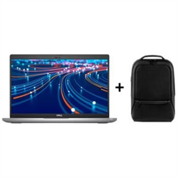 DELL LATITUDE 5420 I5-1135G7 16GB[1X16GB DDR4-NON ECC] 256GB[M.2-SSD] 14IN[FHD-LCD] + DELL PREMIER SLIM BACKPACK 15 (PE1520PS) FOR ADDITIONAL $1EX - PROMO BUNDLE