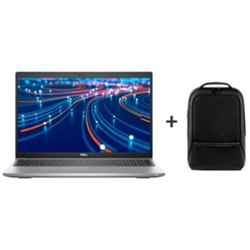 DELL LATITUDE 5520 I7-1165G7 8GB[1X8GB DDR4-NON ECC] 256GB[M.2-SSD] 15.6IN[FHD-LCD] + DELL PREMIER SLIM BACKPACK 15 (PE1520PS) FOR ADDITIONAL $1EX - PROMO BUNDLE