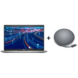 DELL LATITUDE 5420 I5-1145G7 VPRO 8GB[1X8GB DDR4-NON ECC] 256GB[M.2-SSD] 14IN[FHD-LCD] + APOLLO MOBILE ADAPTER SPEAKERPHONE FOR ADDITIONAL $1EX - PROMO BUNDLE