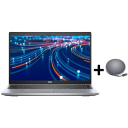 DELL LATITUDE 5520 I5-1135G7 8GB[1X8GB DDR4-NON ECC] 256GB[M.2-SSD] 15.6IN[FHD-LCD] + APOLLO MOBILE ADAPTER SPEAKERPHONE FOR ADDITIONAL $1EX - PROMO BUNDLE