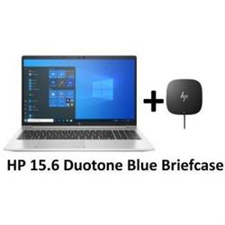 PB 650 G8 I5-1145G7 VPRO 8GB 256GB TS + HP USB-C DOCK G5 + HP BAG