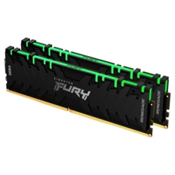 32GB 3200MHZ DDR4 CL16 DIMM (KIT OF 2) 1GX8 FURY RENEGADE BLACK