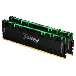 16GB 4600MHZ DDR4 CL19 DIMM (KIT OF 2) FURY RENEGADE RGB