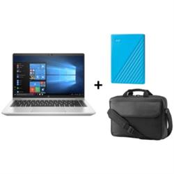 PB 450 G8 I7-1165G7 16GB 512GB MX450 + MY PASSPORT 2TB BLUE + HP PRELUDE 15.6 TOP LOAD