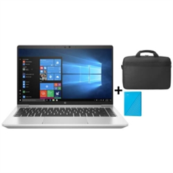 PB 640 G8 I5-1145G7 VPRO 16GB 512GB 4G + MY PASSPORT 2TB BLUE + HP PRELUDE 15.6 TOP LOAD