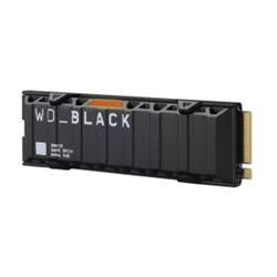 WD BLACK SN850 WDS500G1XHE 500GB NVME M.2 PCIE GEN4 SSD - WITH HEATSINK