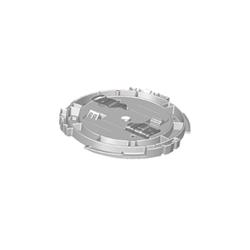 EXTREME CEILINGRAIL BKT AP305C/CX AP410C AP510C/CX