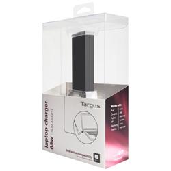 TARGUS APA047AU- 65W SLIM & LIGHT LAPTOP CHARGER