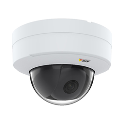 FIXED DOME WITH SUPPORT FOR FORENSIC WDR AND LIGHTFINDER 2.0. DISCREET DUST AND IK10 VANDAL-RESISTANT INDOOR CASING. VARIFOCAL 3.4-8.9MM P-IRIS LENS WITH REMOTE ZOOM AND FOCUS